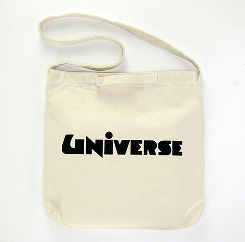 "GalaxyGallery × 味園 / ""UNIVERSE"" ToteBag [Natural]"