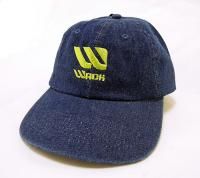 WACKWACK / ''W'' DENIM CAP