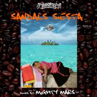 MIGHTY MARS / SANDALS SIESTA [MIX-CD]