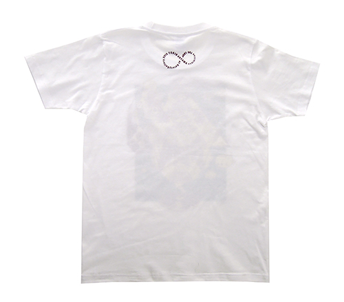 "GalaxyGallery × TOKIO AOYAMA / ""THE LOOP"" T-sht [White]"